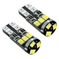 2 Pcs New LED Error Free Canbus Side Light Beam Parking Bulbs For Viano W639