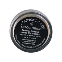 Youngblood Natural Loose Mineral Foundation - Cool Beige 10g Foundation & Powder