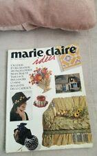 MARIE CLAIRE IDÉES N°1 ♥ JUIN 1991 ♥  ♥ REVUE ♥ MAGAZINE
