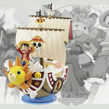 BANPRESTO ONE PIECE MEGA WCF WORLD COLLECTABLE FIGURE SPECIAL THOUSAND SUNNY