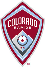 Colorado Rapids Soccer Futbol Mens Embroidered Polo Shirt XS-6XL, LT-4XLT New