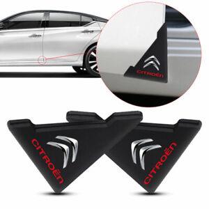 Auto Tür Ecke Abdeckung Stoßstange Protector Anti-Scratch Crash für Citroen
