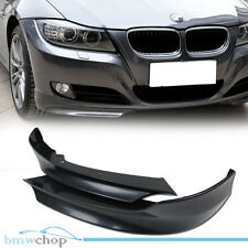 STOCK IN USA ▶ Unpaint BMW E90 LCI OE-Type Front Bumper Splitter Facelift 09-11
