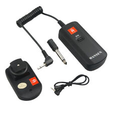 Wireless Flash Trigger Empfänger Set DC-04 4 Kanal Für Canon Nikon Strobe