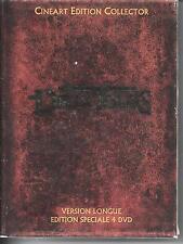 COFFRET COLLECTOR 4 DVD--LE SEIGNEUR DES ANNEAUX - LES DEUX TOURS--VERS.LONGUE