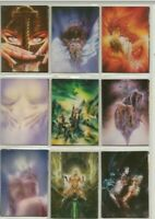 1997 Comic Images Luis Royo Secret Desires Trading Cards Set Complete