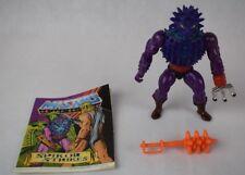 He-man, Spikor, completa Amos del universo, Amo del Universo, Skeletor, 1980S,