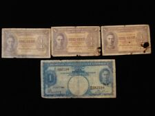 Malaya $1 One Dollar and 1 Cent Banknote #Adl6