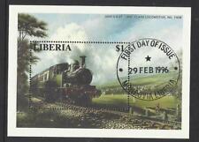 Liberian Transportation Postal Stamps