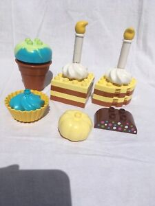 Lego Duplo Birthday Cake Slices