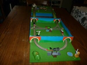 Vintage Ertl Thomas the Tank Engine Mini World Miniature Carry Case Playset