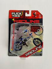 FLICK TRIX BMX REDLINE PROLINE RARE