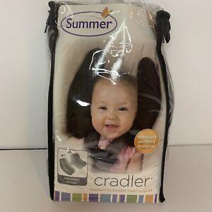 Summer Infant Moisture Wicking Cradler, Black
