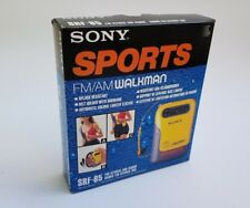 SONY SPORTS SRF-85 WALKMAN STEREO FM/AM  RADIO - New!