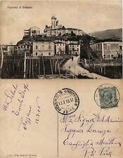 Nozzano, lucca, panorama, ottimo stato 1916