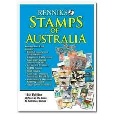 Renniks Stamps of Australia: The Stamp Collectors Reference Guide by Alan B. Pitt (2019, Paperback, 16th Edition)