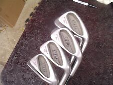New listing Wilson Ultra System 45 Golf Club Iron Set Men's RH 5-SW Firestick 3.5 Steel