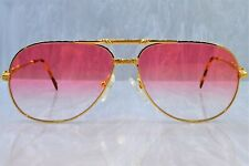 Vintage niton sunglasses model cartier fred 9111 59/15 eyeglasses