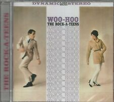 THE ROCK-A-TEENS - Woo-Hoo - BRAND NEW - CD