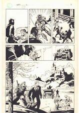 Fatale #2 p.7 - Broadway Comics - Castle Lair Splash - 1996 art by J.G. Jones