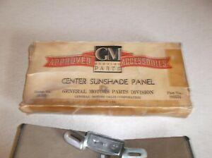 1940 Chevrolet Accessory Center Sun Visor 40 Chevy Extension NOS? Original Box
