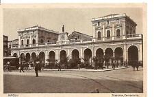 NAPOLI  -  Stazione Ferroviaria ( 2 )