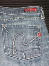 Citizens of Humanity Jeans Kelly 001 Low Boot  Stretch Sz 25