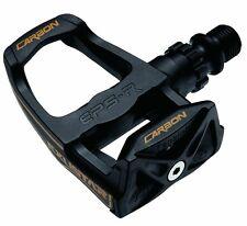 EXUSTAR Road Bike E-PR100CK Carbon Pedals Look Keo Compatible