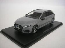Audi RS4 Rs 4 Avant 2018 Nardo Gray 1/43 spark S7832 New