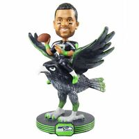 Russell Wilson Seattle Seahawks Riding Special Edition Bobblehead NFL