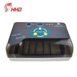 Egg Incubator Hatcher Automatic Temperature Control Farm Quail Hatchery Machine