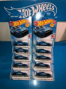 LOT OF(10) LB-SILHOUETTE WORKS GT NISSAN 35GT-RR VER.2 HOT WHEELS,NEW2021,L CASE