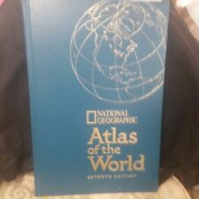 National Geographic Atlas Of The World, Seventh Edition