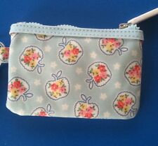 BNWT ~ Original Cath Kidston Coin Purse / Pocket Purse-Apple Ditsy