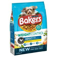 Bakers Complete Adult Chicken Rice & Veg Weight Control Dog Food | Dogs