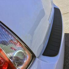 REAR BUMPER PROTECTIVE Molding SCRATCH 03 Guard For: FIAT 500 SPORT 2012-2019
