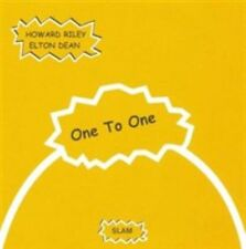 HOWARD RILEY - ONE TO ONE NEW CD