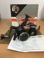 Daiwa carbo whisker SS 750 LB ISO special non drag type antique reel with box