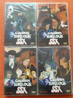 Captain Harlock Dur Ssx VIII / Xi EPIS.01/22 1978 4 DVD Complet Yamato Video
