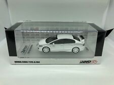 INNO MODELS 1:64 HONDA CIVIC TYPE R FD2 WHITE INNO 64