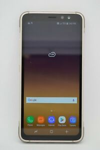 Samsung Galaxy S8 Active SM-G892 64GB GOLD GSM UNLOCKED AT&T T-MOBILE CRICKET