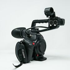 Used Canon EOS C100 Mark II S35mm Digital Cinematography Camcorder