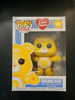 Funko Pop Animation: Care Bears - Funshine Bear Vinyl Figure #26719
