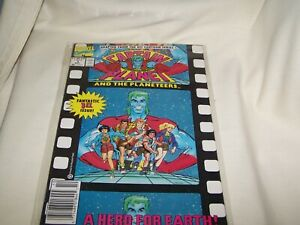 Captain Planet and the Planeteers #1  (1991-1992) Marvel Comics