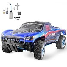 Rc Car 1:10 Scale 4wd Toy Nitro Gas Power Off Road High Speed Remote Control Car