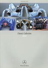 3042MB Mercedes Classic Collection Katalog 2004 Modellautos Uhren Accessoires