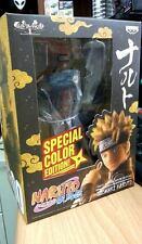 Banpresto DXF Naruto Shippuden Shinobi Relations Naruto Uzumaki Special Color