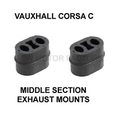 MIDDLE EXHAUST MOUNTS FOR VAUXHALL CORSA C 2000-2006 all models
