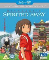 Spirited Away Blu-Ray + DVD Nuevo Blu-Ray (OPTBD0052)