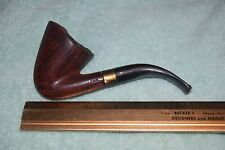 JD-051 - Dialite Alpha Handmade Air Cooled Briar Wood Tobacco Smoking Pipe Bent